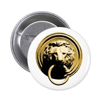 Aldraba leão door knocker rapper por rap lion botons