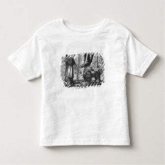 Alegoria em louvor de Cardeal Richelieu Camiseta