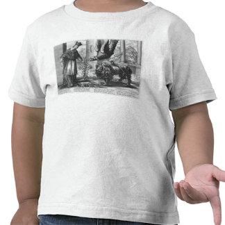 Alegoria em louvor de Cardeal Richelieu T-shirts
