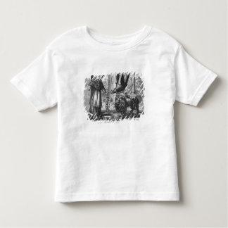 Alegoria em louvor de Cardeal Richelieu Camiseta Infantil