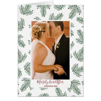 alegre nunca após o cartão com fotos do feriado do