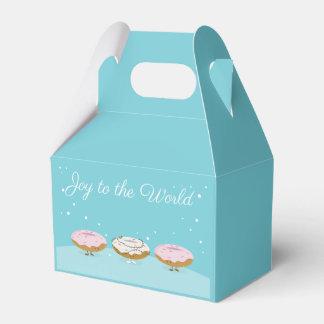 Alegria à caixa do favor das rosquinhas | do mundo