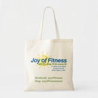 Alegria do saco reusável da malhação bolsa tote
