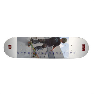 Alejandro Jaramillo, scabb-ltd Skateboard
