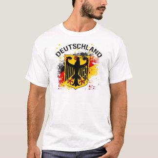 Alemanha do estilo do Grunge - design de Alemanha T-shirt
