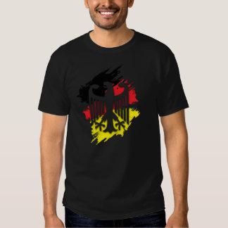 Alemanha Eagle Tshirts