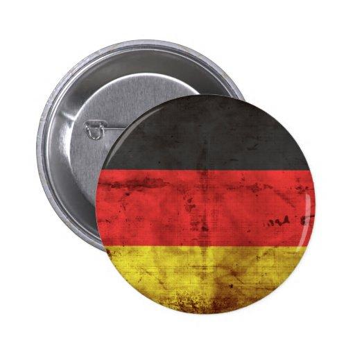 Alemanha Flagge Boton