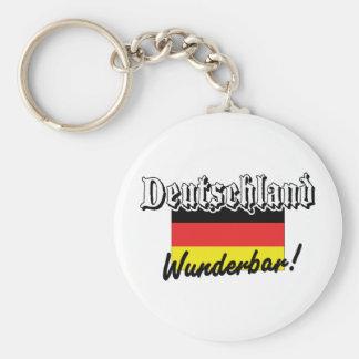 Alemanha Wunderbar Chaveiro
