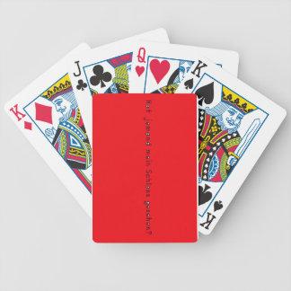 Alemão - castelo baralhos para poker