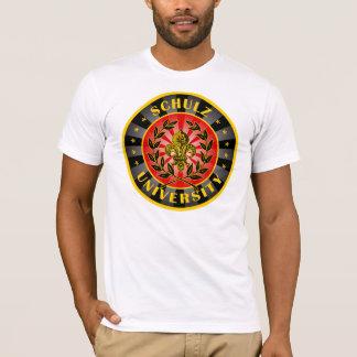 Alemão da universidade de Schulz Camiseta