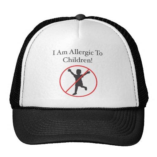 alérgico às crianças bone