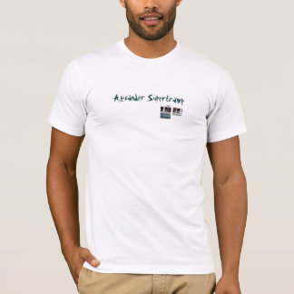 alex, alex2, Alexander Supertramp Camiseta