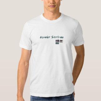 alex, alex2, Alexander Supertramp Tshirt