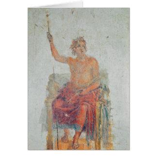 Alexander o excelente, possivelmente como Zeus Cartões