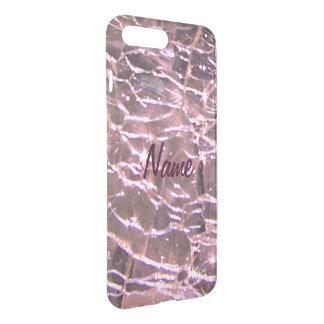 Alexandrite de vidro Crackled de junho do design Capa iPhone 8 Plus/7 Plus