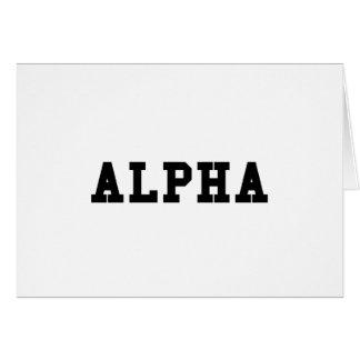 Alfa Cartão