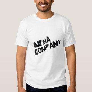 Alfa Empresa T-shirts