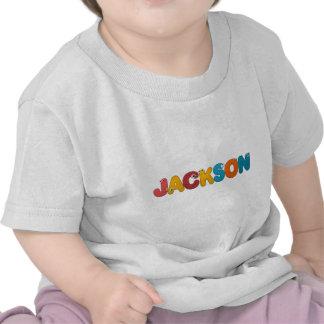 alfabeto animal Jackson Tshirts