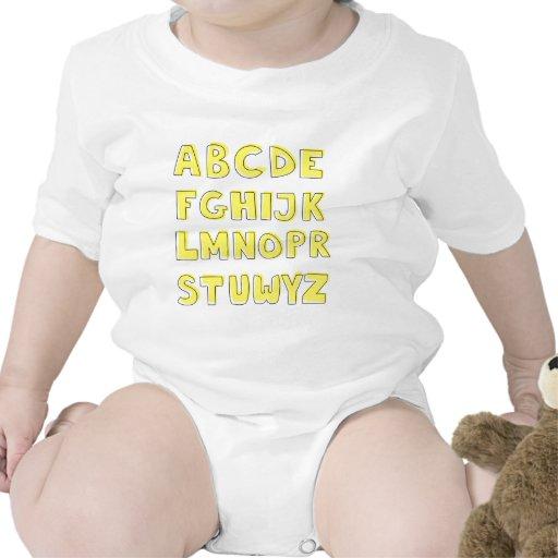 Alfabeto Tshirt
