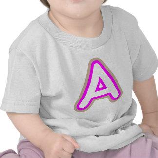 ALFABETOS AAA TSHIRTS