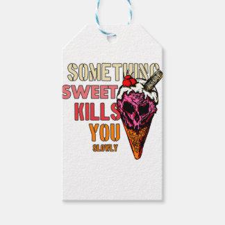Algo matares doces você, (lentamente)