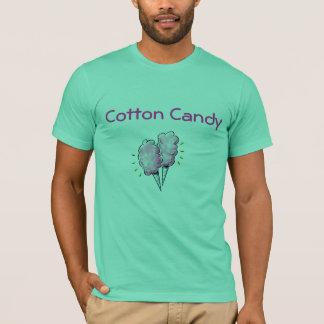 Algodão doce camiseta