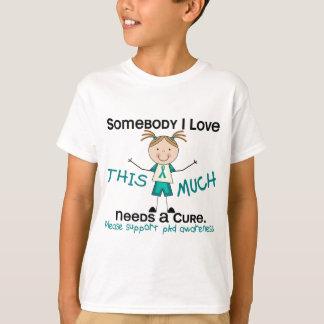 Alguém amor de I - PKD (menina) Camiseta