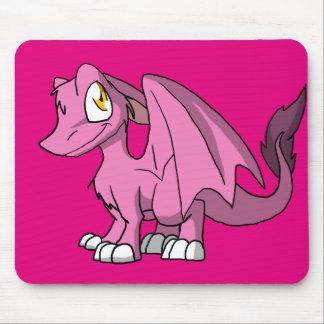Algum dragão peludo 1 do SD da cor Pastel