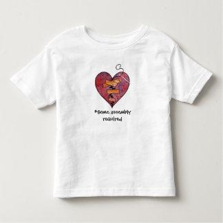 Alguma (para um coração emendado) camisa exigida
