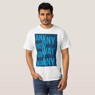 Alguns alguns alguns camiseta