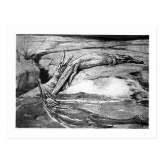 Alice B. Woodward: Cartão da arte de