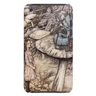 Alice na capa do ipod touch de Caterpillar do país