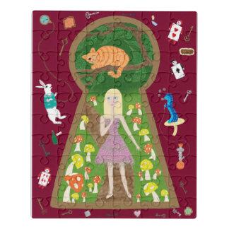 Alice (série 4 da forma do conto de fadas)