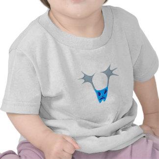Alien com chifres alien with antlers camiseta