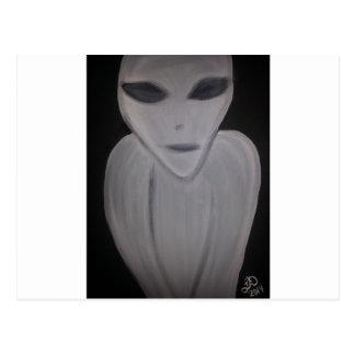 Alien.jpg Cartão Postal