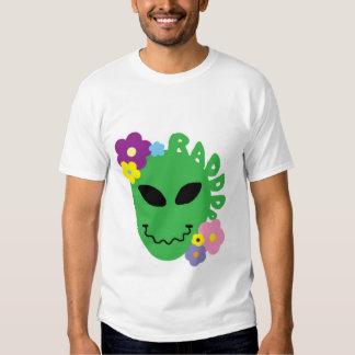 alienígena radical t-shirt