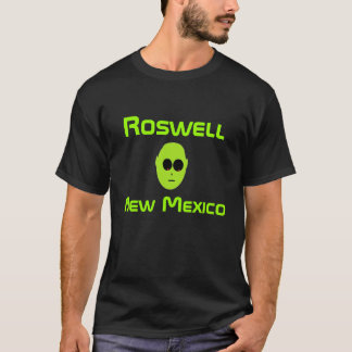 alienígena, Roswell, New mexico Camiseta