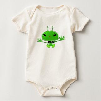Aliens Huggs Body Para Bebê