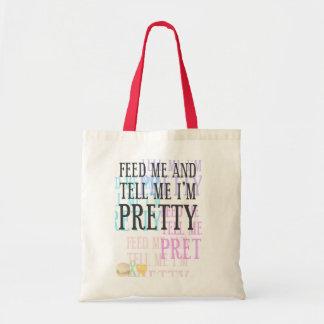 Alimente-me & diga-me que eu sou bonito - o bolsa