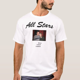 Alisa e Brent Camiseta