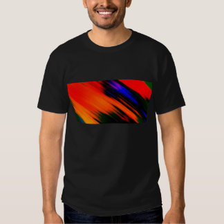 Alise como o fogo turbo da versão 5,0 do cetim camiseta