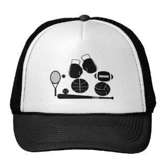 """""""All Star ostenta"""" o chapéu Boné"""