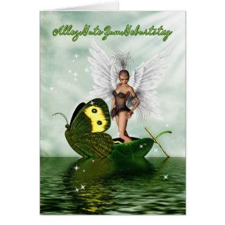 Alleze Gute Zum Gerburtstag - cartão de aniversári