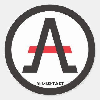 Alliance do libertário à esquerda das etiquetas