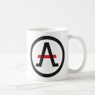 Alliance do libertário à esquerda do café caneca de café