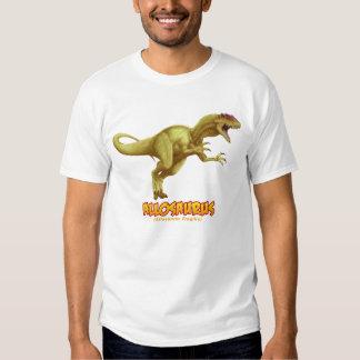 Allosaurus Camisetas