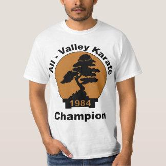 allValleyKarateChamp Camiseta