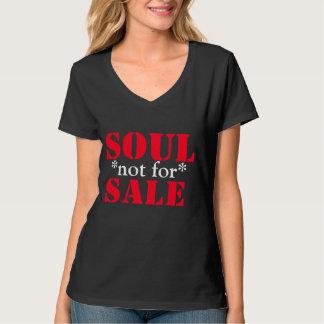 Alma da T-CAMISA, não para o design da venda Camiseta
