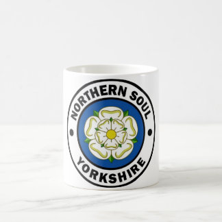 Alma do norte Yorkshire Caneca De Café