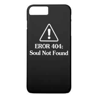 Alma não encontrada capa iPhone 7 plus